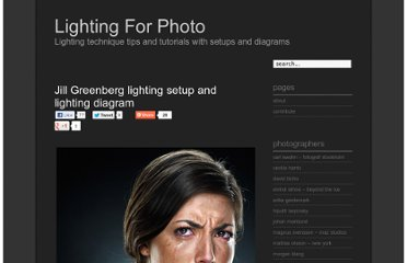 http://lightingforphoto.com/2010/04/30/jill-greenberg-lighting-setup-and-lighting-diagram/