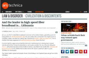 http://arstechnica.com/tech-policy/news/2011/05/want-super-fast-broadband-try-lithuania.ars