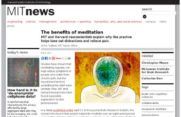 http://web.mit.edu/newsoffice/2011/meditation-0505.html
