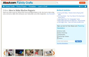 http://video.about.com/familycrafts/How-to-Make-Shadow-Puppets.htm