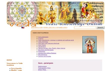 http://www.veda.harekrsna.cz/encyclopedia/index.htm