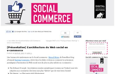 http://s0cialcommerce.fr/2011/04/28/web-social-e-commerce/