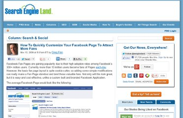 http://searchengineland.com/how-to-quickly-customize-your-facebook-page-to-attract-more-fans-29216