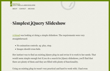 http://snook.ca/archives/javascript/simplest-jquery-slideshow