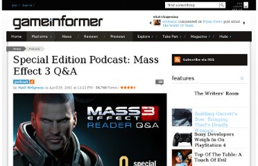 http://www.gameinformer.com/b/podcasts/archive/2011/04/29/special-edition-podcast-mass-effect-3-q-amp-a.aspx