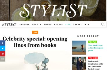 http://www.stylist.co.uk/life/the-best-100-opening-lines-from-books