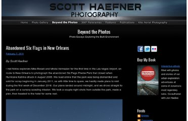 http://scotthaefner.com/beyond/six-flags-new-orleans/