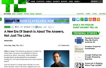 http://techcrunch.com/2011/05/07/search-answers-not-just-links/