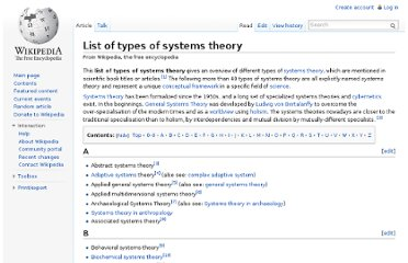 http://en.wikipedia.org/wiki/List_of_types_of_systems_theory