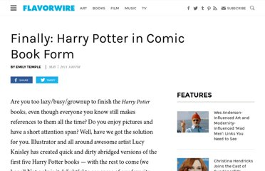 http://flavorwire.com/177810/finally-harry-potter-in-comic-book-form