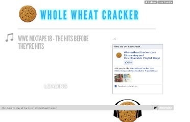 http://wholewheatcracker.com/post/5247734428/wwc-mixtape-18-the-hits-before-theyre-hits