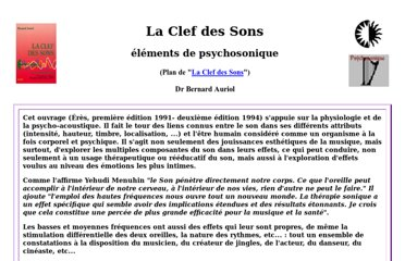 http://auriol.free.fr/psychosonique/ClefDesSons/index.htm