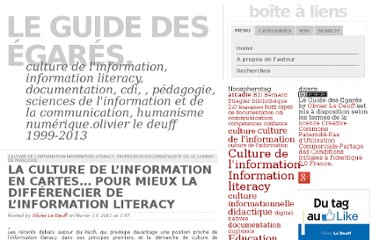 http://www.guidedesegares.info/2011/02/13/la-culture-de-l%e2%80%99information-en-cartes-pour-mieux-la-differencier-de-linformation-literacy/