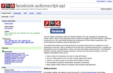 http://code.google.com/p/facebook-actionscript-api/