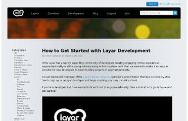http://site.layar.com/company/blog/how-to-get-started-with-layar-development/