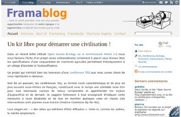 http://www.framablog.org/index.php/post/2011/05/09/kit-pour-demarrer-civilisation