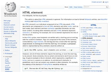 http://en.wikipedia.org/wiki/HTML_element#Other_containers