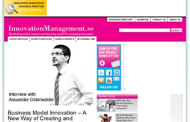 http://www.innovationmanagement.se/2010/04/19/business-model-innovation-a-new-way-of-creating-and-capturing-value-in-organizations/