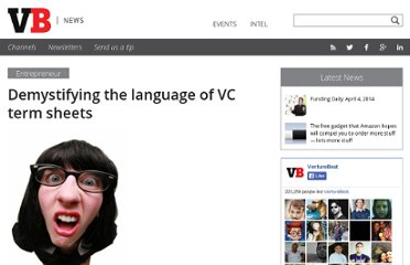 http://venturebeat.com/2011/01/31/demystifying-the-language-of-vc-term-sheets/