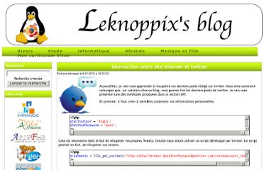 http://leknoppix.fr/article/interraction_entre_site_internet_et_twitter/index.html