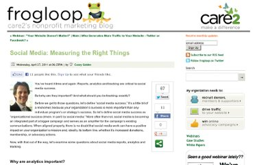 http://www.frogloop.com/care2blog/2011/4/27/social-media-measuring-the-right-things.html