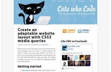 http://www.catswhocode.com/blog/create-an-adaptable-website-layout-with-css3-media-queries