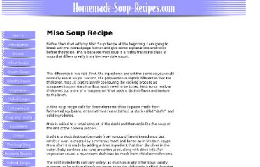 http://www.homemade-soup-recipes.com/miso-soup-recipe.html