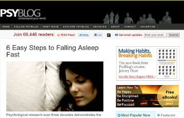 http://www.spring.org.uk/2011/05/6-easy-steps-to-falling-asleep-fast.php