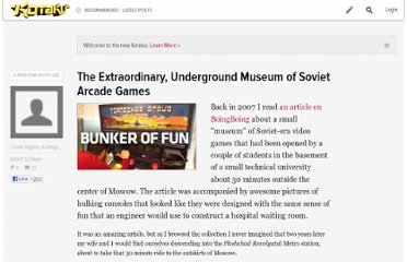http://kotaku.com/5799918/the-extraordinary-underground-museum-of-soviet-arcade-games