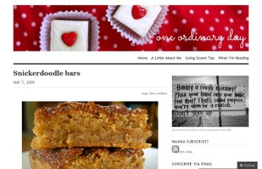 http://oneordinaryday.wordpress.com/2009/05/07/snickerdoodle-bars/