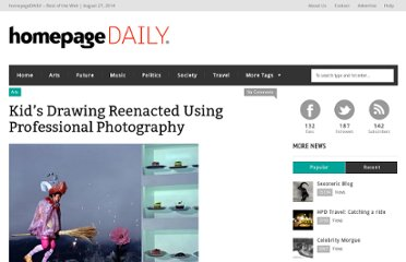 http://www.homepagedaily.com/Pages/article8507-kids-drawing-reenacted-using-professional-photography.aspx