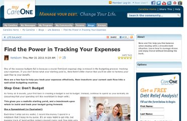 http://community.careonecredit.com/b/life_balance/archive/2011/03/31/find-the-power-in-tracking-your-expenses.aspx