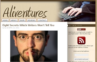 http://www.aliventures.com/8-writing-secrets/