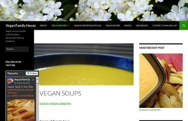 http://www.veganfamily.co.uk/soups.html