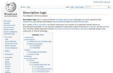 http://en.wikipedia.org/wiki/Description_logic