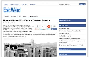 http://www.epicweird.com/upscale-home-was-once-a-cement-factory
