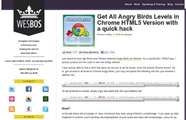http://wesbos.com/all-levels-html5-angry-birds/