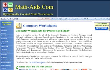 http://www.math-aids.com/Geometry/