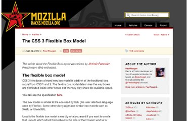 https://hacks.mozilla.org/2010/04/the-css-3-flexible-box-model/