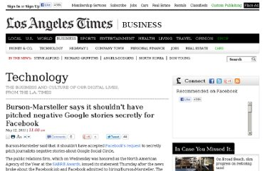 http://latimesblogs.latimes.com/technology/2011/05/burson-marsteller-says-it-shouldnt-of-pitched-google-social-circle-stories-for-facebook.html