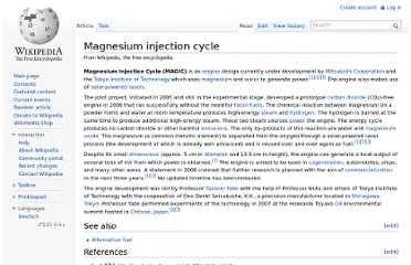 http://en.wikipedia.org/wiki/Magnesium_injection_cycle