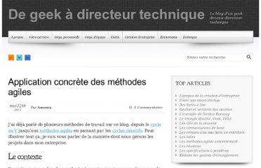 http://www.geek-directeur-technique.com/2011/05/12/application-concrete-des-methodes-agiles
