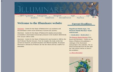 http://www.illuminare.be/index_en.htm