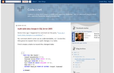 http://codeinet.blogspot.com/2006/09/audit-table-data-changes-in-sql-server.html