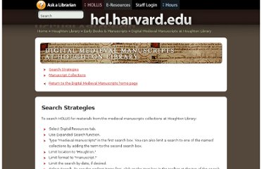http://hcl.harvard.edu/libraries/houghton/collections/early_manuscripts/about.cfm#collection