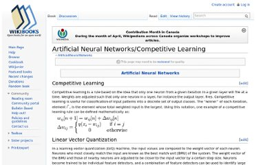 http://en.wikibooks.org/wiki/Artificial_Neural_Networks/Competitive_Learning