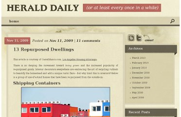 http://heralddaily.com/2009/11/11/13-repurposed-dwellings/
