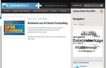 http://www.cloudactu.fr/emission-sur-le-cloud-computing/
