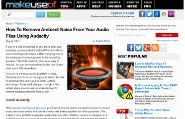 http://www.makeuseof.com/tag/remove-ambient-noise-audio-files-audacity/