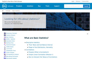 http://www.statsoft.com/textbook/basic-statistics/#Correlationsk